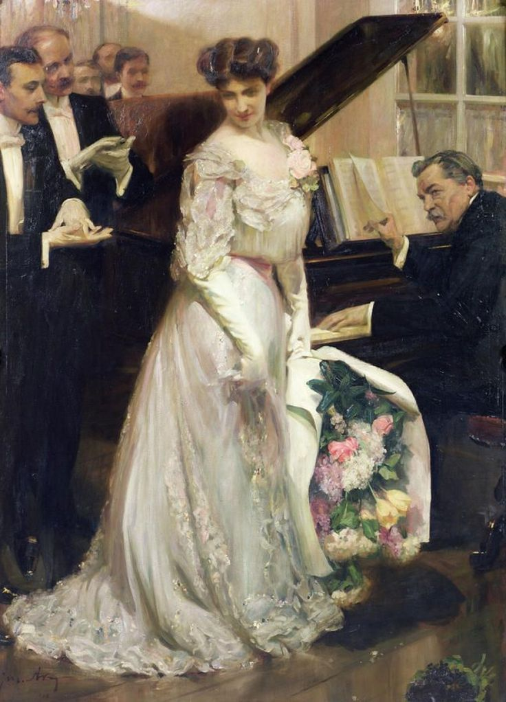 Joseph Marius Jean Avy (French, 1871 - 1939)