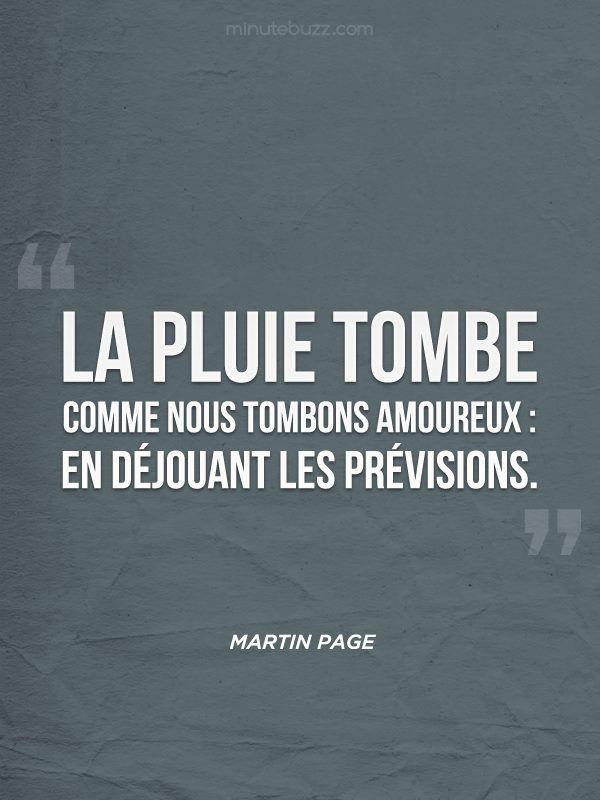 Une jolie citation pour bien démarrer la journée... #Citation #MartinPage