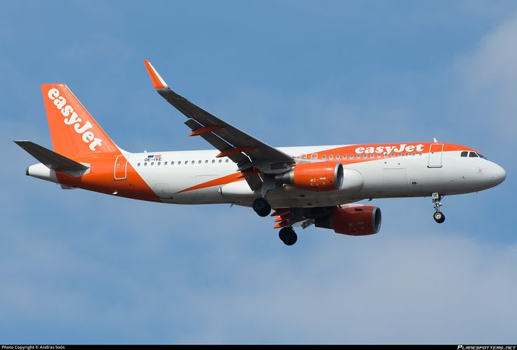 OE-IVE easyJet Europe Airbus A320-214(WL)