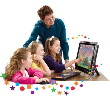 Komputer untuk anak belajar / pengenalan penggunaan komputer