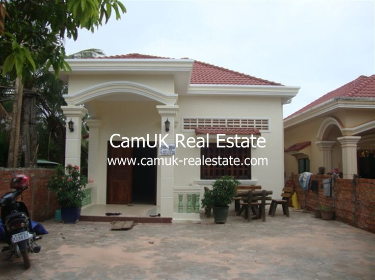 $300 Per month - A small house for lease is located in Slor Kram commune, Siem Reap town. It has…