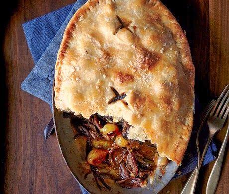 Short Rib Pot Pie | Glorious Food Collection