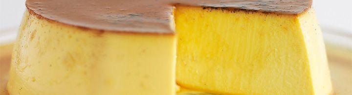 Κρέμα καραμελέ με γάλα καρύδαςΥλικά:- 1 1/2 φλιτζάνι άχνη ζάχαρη- 300ml…