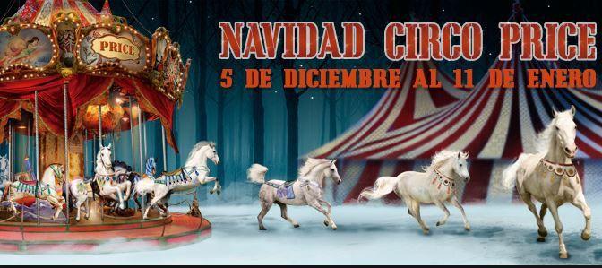 Navidad en el circo Price
