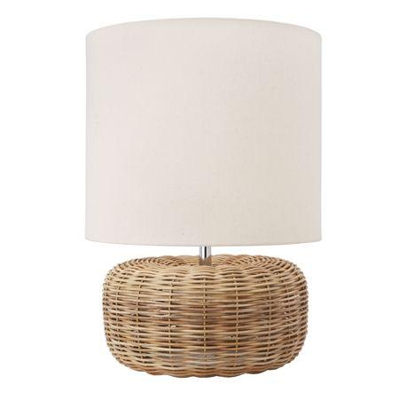 Weaver Table Lamp 48.5cm #thefreedomsale #freedomaustralia