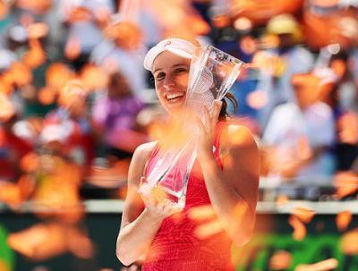 Tennis: Johanna Konta Beats Caroline Wozniacki To Claim Biggest Career Title Win In Miami
