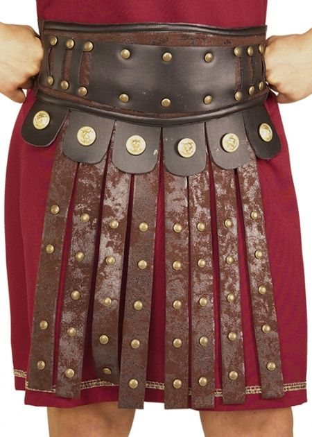 Roman Soldier Armour Apron With Belt                                                                                                                                                                                 More