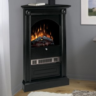 CORNER ELECTRIC FIREPLACE PACKAGES - MANTELSDIRECT.COM