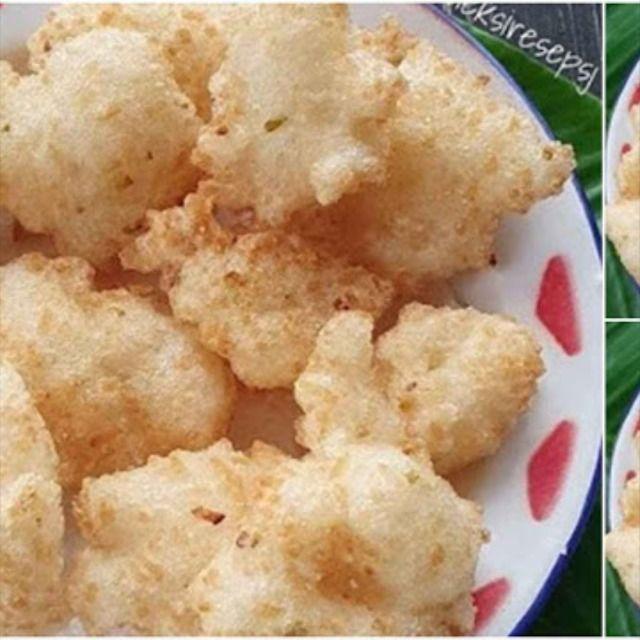 Resep Cireng Nasi Gampang Dan Murah Meriah Nasi Sisa Jadi Rebutan Resep Masakan Resep Masakan
