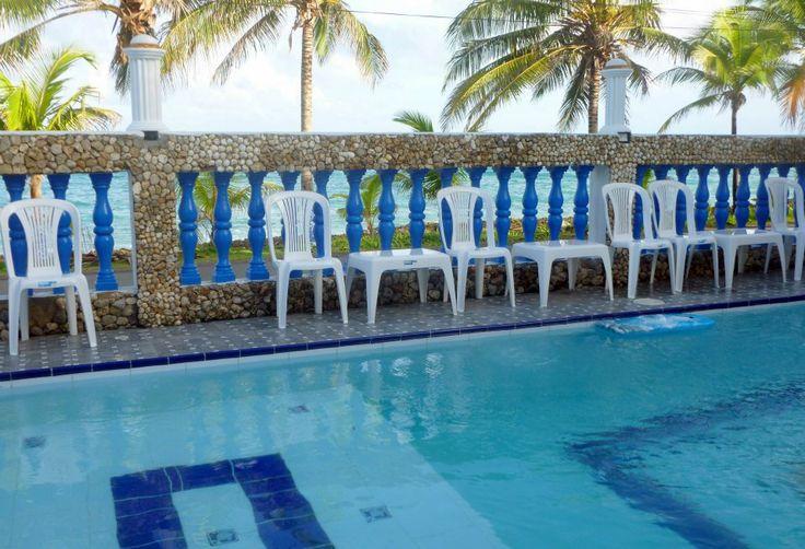 Piscina Hotel Island House San Andrés