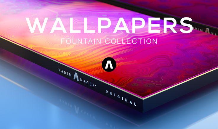 Baraka - Original Abstract Wallpaper for 5K screens and phones. www.radimkacer.c... | Abstract HD Wallpapers 2