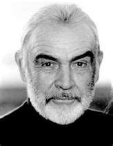 Sean Connery ... love him