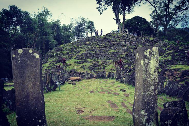 Gunung padang megalitikum @west java cianjur...