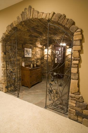 Traverse City Michigan- wine cellar