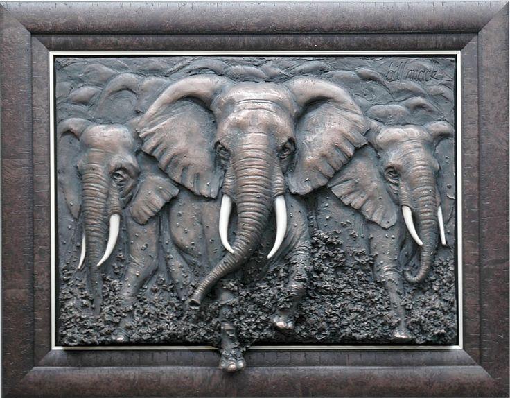 Bill Mack World S Preeminent Relief Sculptor Favorite