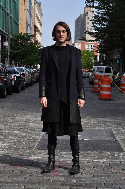c475f4a33 Los hombres con falda, una nueva tendencia de moda