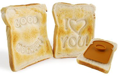 Toast Stamps- Hehe
