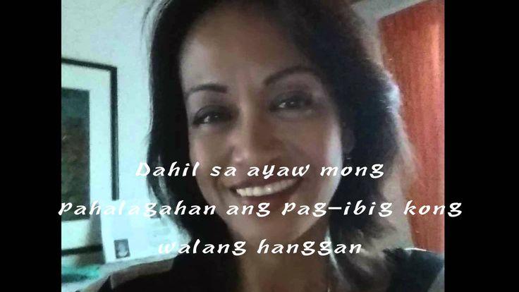 """Mahal Kita Talaga (Tagalog Song - """"I Really Love You"""")"""