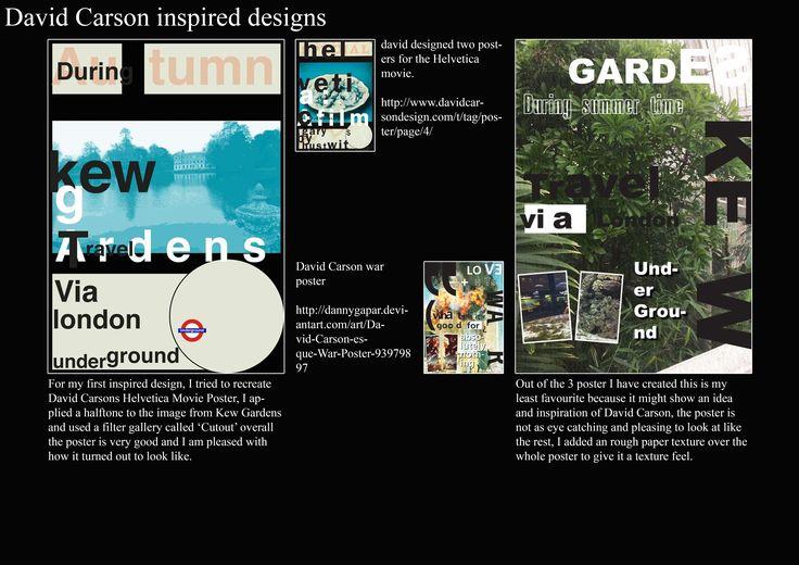 A1 Graphics, page 26 David Carson inspired design
