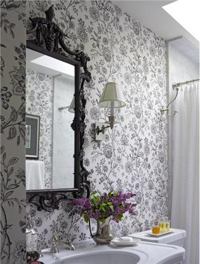 Classic Traditional Bathroom by Susan Anthony
