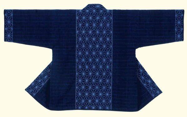 Sashiko, een eeuwenoude Japanse techniek om met stekenpatronen stof te decoreren
