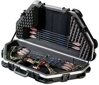 Both soft and hard archery cases offer the shooter distinct benefits.