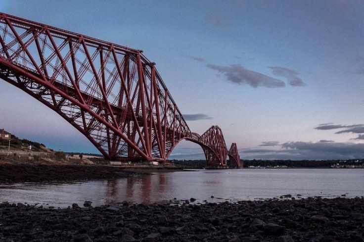 The Red Bridge by Chrysi Chrysochou on 500px