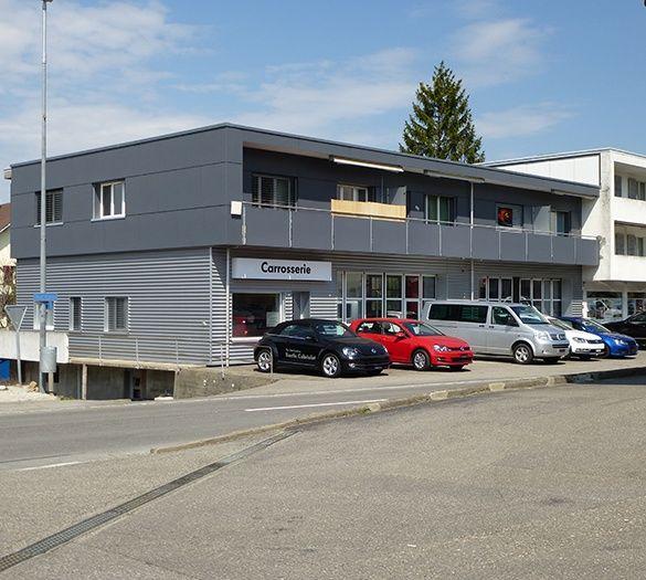 Gewerbebauten Bern | Vifian Partner  Wellenried 6 3150 Schwarzenburg  Tel: 031 731 13 13 Fax: 031 731 29 23 E-Mail: urs.vifian@vifian-architekten.ch