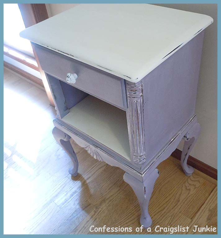 Confessions Of A Craigslist Junkie: Before And After   Painted Using Chalk  Paint® Decorative