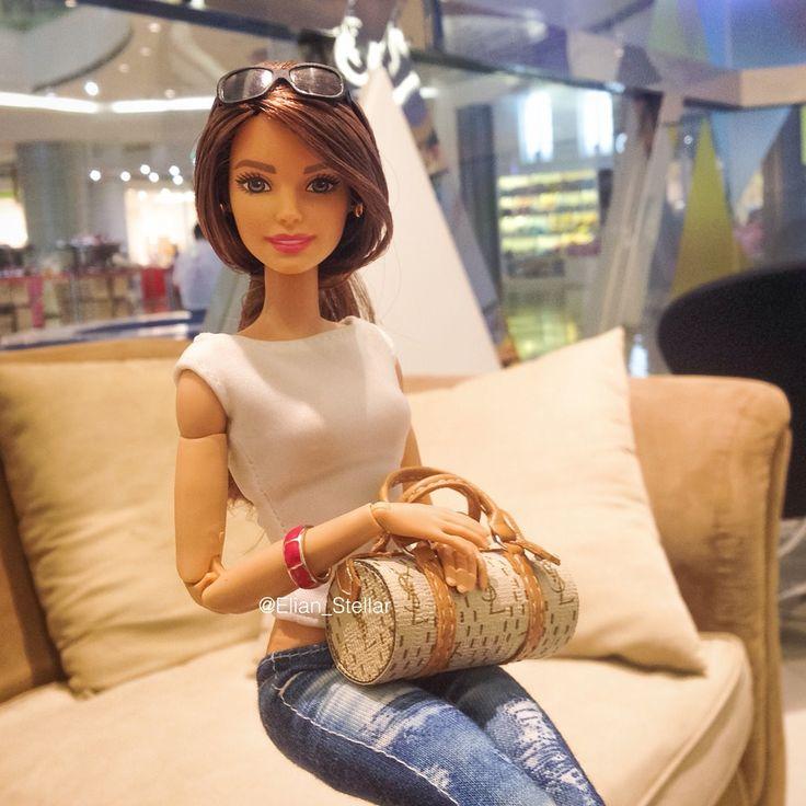 Basics. Teresa . Barbie made to move fashion doll