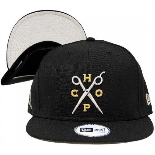 Frank151 Scissor Snapback  Caps