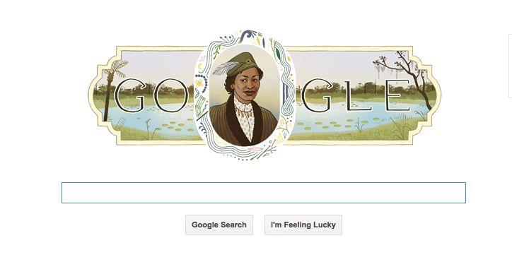 Happy 123rd birthday, Zora Neale Hurston! Today's Google Doodle honors her. http://ti.me/1lzitOz