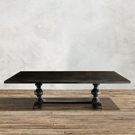 Image Result For Trestle Dining Room Tables