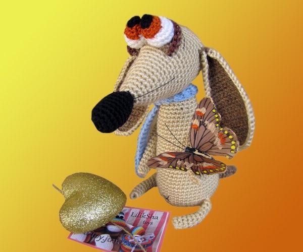Free Amigurumi Dachshund Pattern : Best amigurumi patterns my designs images