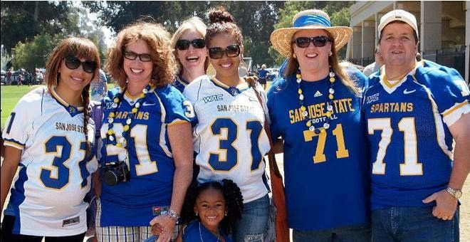 Connect with fellow Spartans throughout the year and share Spartan Pride! Click for the pre-game schedule with the Alumni Association #SJSU #SJSUAlumni