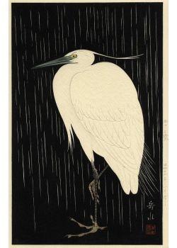ARTMEMO Oiseaux - Estampes japonaises