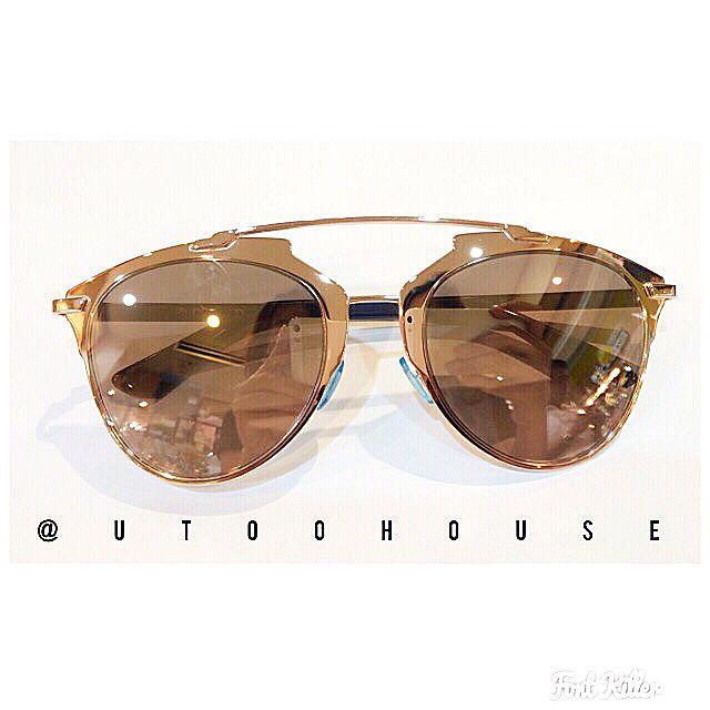"Dior ""reflect"" Sunglasses  Ready to ship  Please contact Line app id :Utoohouse"