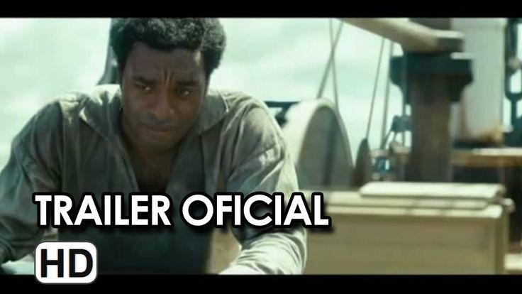 12 años de esclavitud - Trailer en español (2013)