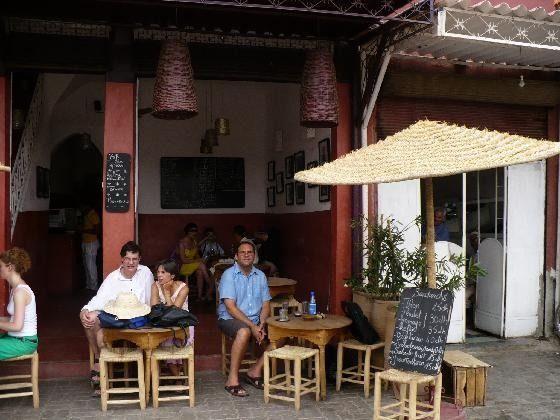 Café des Épices, Marrakech Medina
