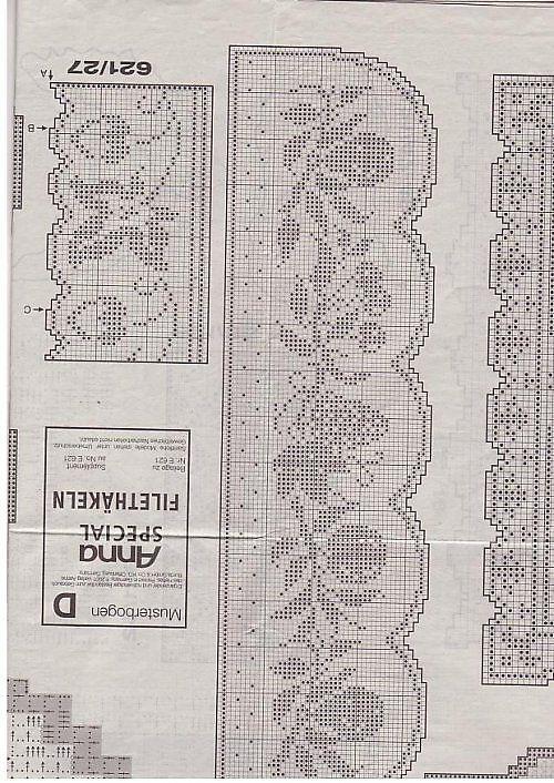 1000 Images About Filet On Pinterest Filet Crochet