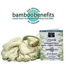 FLWR SPONGE,BAMBOO,A/B pack of 7 by Earth Therapeutics. $65.67
