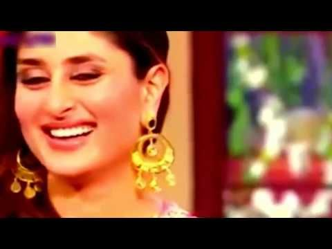 Best Comedy Performance of Kapil Sharma With Kareena In Bollywood Awards...