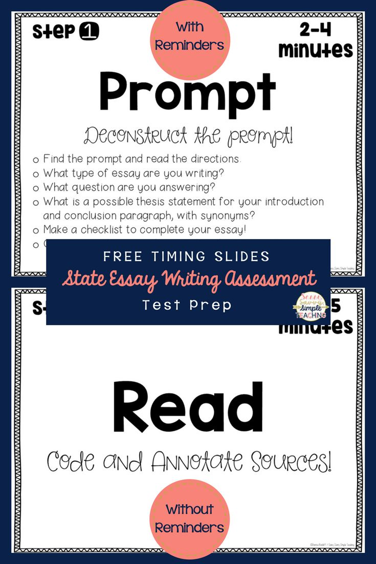 Essay Writing Test Prep! FREE Timing slides! Also, Test Prep review slides for Opinion and Informational State Essay Assessments on the blog! Help prepare your students for the timed writing assessment! Tips, ideas and more on the blog!