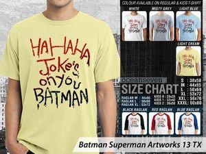 Batman Superman 13 TX - Ocean Seven