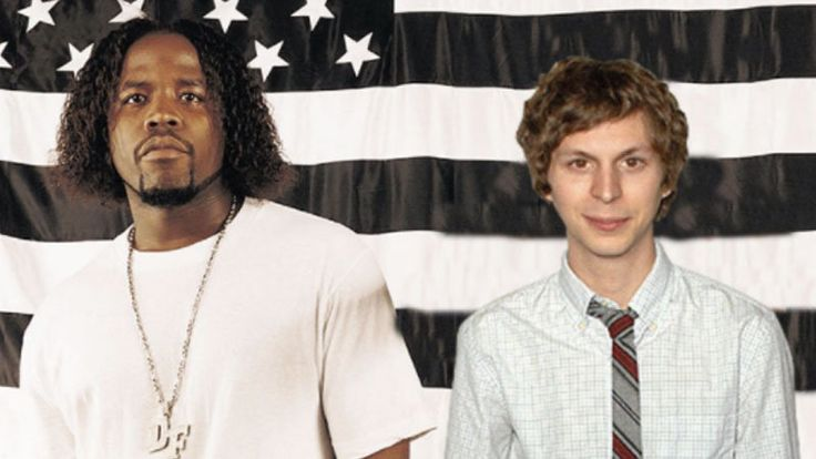 Michael Cera Album Covers | Know Your Meme  Michael Cera Album Covers refers to a series of photoshop album cover parodies that place comedic actor Michael Cera on the cover of various popular music albums, similar to Kendrick Lamar 'Damn' Album Covers.  Read more at KnowYourMeme.com