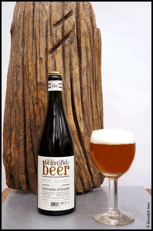Beautiful Beez sort sa bière !