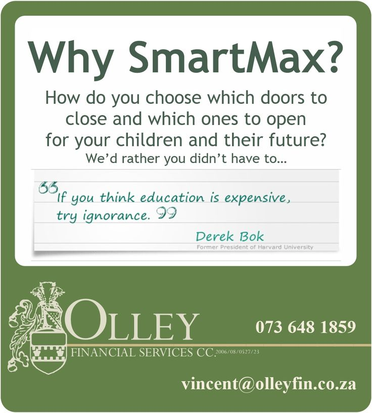 How SmartMax suits your life, family and pocket.