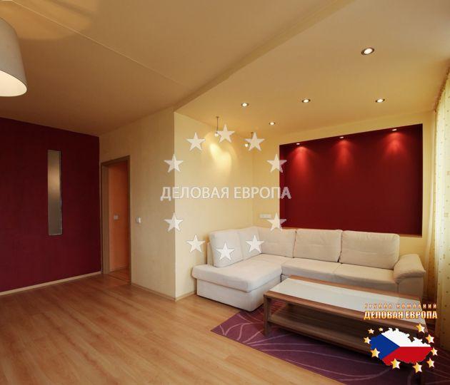 НЕДВИЖИМОСТЬ В ЧЕХИИ: продажа квартиры  2+1, Прага, Choceradská, 136 650 € http://portal-eu.ru/kvartiry/2-komn/2+1/realty139/  Продажа квартиры планировкой 2+1, площадью 64 кв.м, расположенной на 8 этаже двенадцатиэтажного дома в районе Прага 4 - Забег.хлице.Предлагаем Вам не стандартную, светлую и солнечную квартиру планировкой 2+1 с лоджией, с хорошим и качественным  ремонтом.  Квартира общей площадью 64 кв.м., лоджия 3 кв.м.,гостиная 24,86 кв.м, кухня 5,67 кв.м,  кладовая 2,34 кв.м…