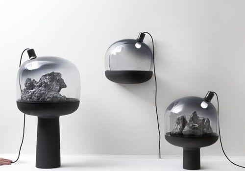 Curiosity Object by Gaëlle Gabillet & Stéphane Villard: Light, Design