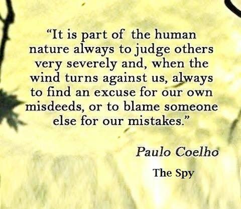 #PauloCoehlo The Spy #quotes #citations #littérature #literature